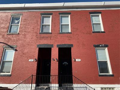 St Louis City County Multi Family Home For Sale: 126 Haven Street