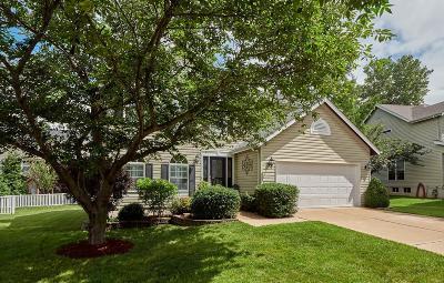 O'Fallon Single Family Home For Sale: 337 Falcon Hill Drive