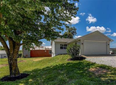 Lincoln County Single Family Home For Sale: 1200 Old Cap Au Gris Road