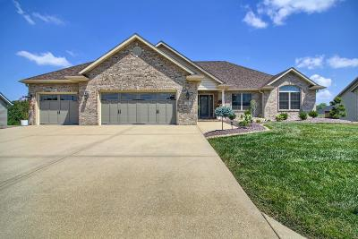 Maryville Single Family Home For Sale: 133 Stonebridge Crossing Drive