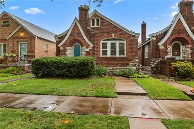 Single Family Home Active Under Contract: 5608 Delor Street