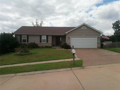 Lincoln County, Warren County Single Family Home For Sale: 131 Hidden Valley Way
