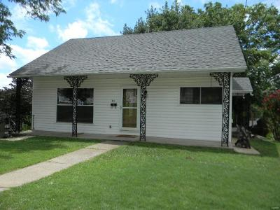 Franklin County Single Family Home Active Under Contract: 321 Fair Street