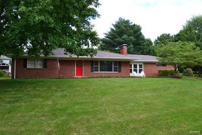 Single Family Home For Sale: 9 Finlay Fields