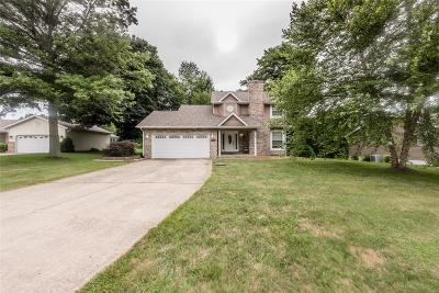 Maryville Single Family Home For Sale: 409 Birch Lane