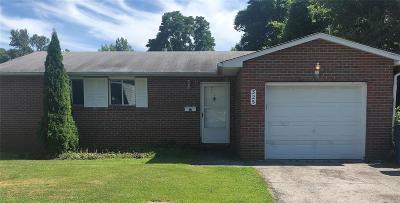 Alton Single Family Home For Sale: 325 Trebor Lane