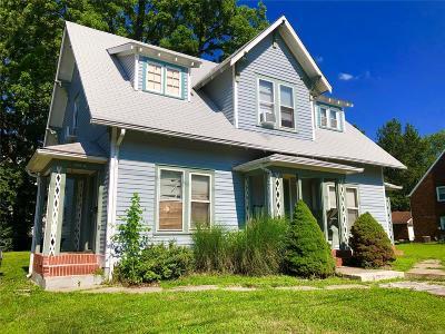 Alton Multi Family Home For Sale: 2017 Washington Avenue