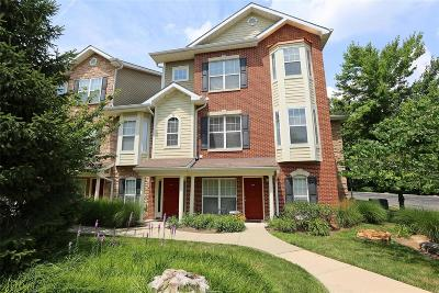 Condo/Townhouse For Sale: 2642 McKnight Crossing