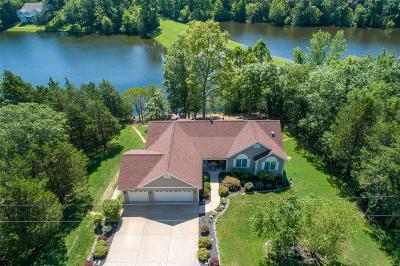 Jefferson County, Madison County, St Francois County Single Family Home For Sale: 10430 Lake Crest