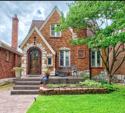 St Louis City County Single Family Home For Sale: 5614 Neosho