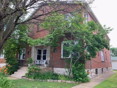 St Louis City County Multi Family Home For Sale: 5434 Morganford