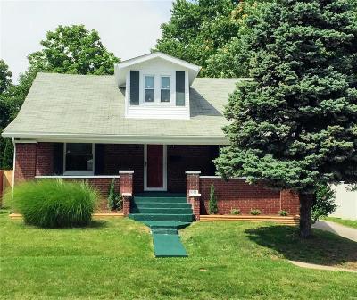 Alton Single Family Home For Sale: 1034 College Avenue