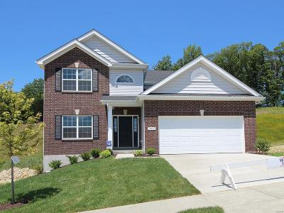 Eureka Single Family Home For Sale: 17453 Wyman Ridge Drive