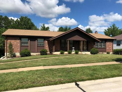 St Louis County Single Family Home For Sale: 2329 Fairoyal Drive