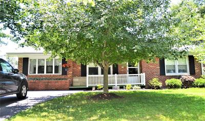 Franklin County Single Family Home For Sale: 1208 East 3rd Street