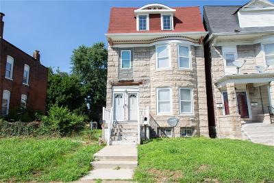 St Louis City County Multi Family Home For Sale: 4337 Cook Avenue #4337-433