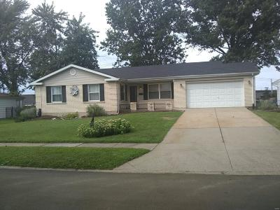 Single Family Home For Sale: 2505 Sorrell Drive