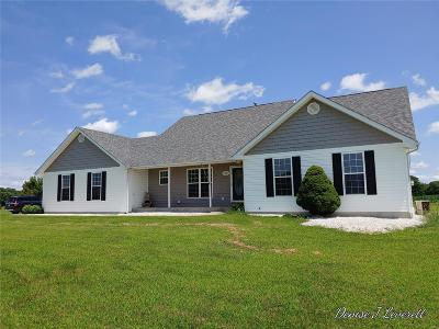 Bowling Green Single Family Home For Sale: 19045 Pike 9222