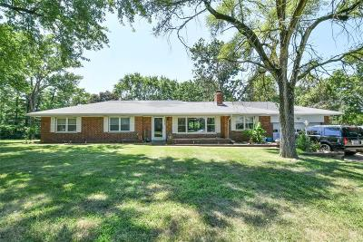 Single Family Home For Sale: 12705 Old Jamestown Road