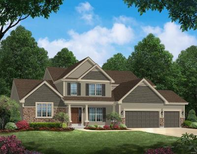 St Charles County Single Family Home For Sale: Lot #26d Montrachet