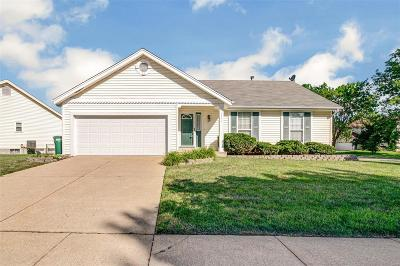 Single Family Home For Sale: 2846 Chapel View