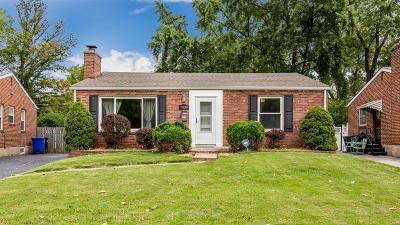 Single Family Home For Sale: 7839 Ahern Avenue