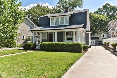 St Louis Single Family Home For Sale: 306 North Fillmore Avenue