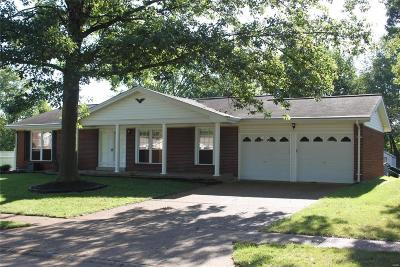 Single Family Home For Sale: 5472 Stonehurst Drive