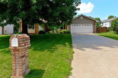 St Peters Single Family Home For Sale: 1309 Golden Gate Lane
