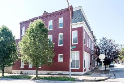 St Louis City County Condo/Townhouse For Sale: 3300 Missouri Avenue #A