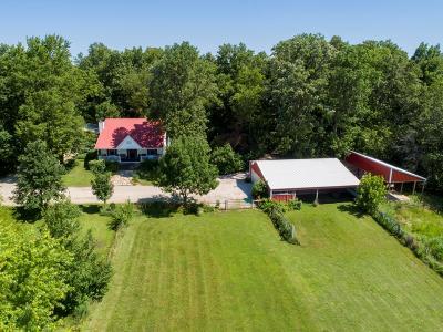 Warren County Farm For Sale: 30330 Greenfield Lane