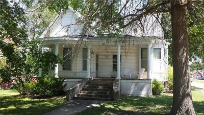 Monroe City, Paris, Perry, Stoutsville, Center, New London, Vandalia Single Family Home For Sale: 502 W. Locust St