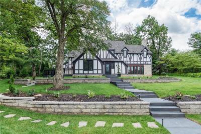 Single Family Home For Sale: 5 Glen