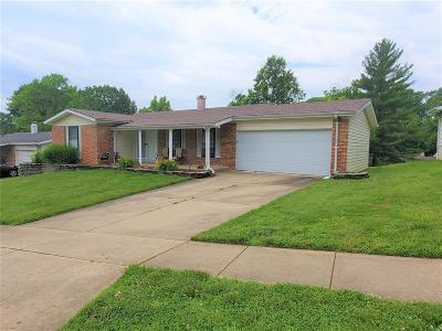 Florissant Single Family Home For Sale: 14646 Hidden Cove