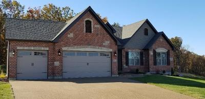 Wentzville Single Family Home For Sale: 510 Stonewolf Creek Drive