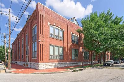 St Louis City County Condo/Townhouse For Sale: 1523 South 10th #102