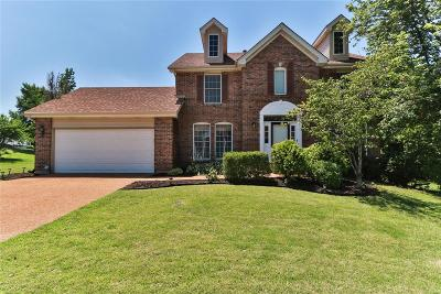 Single Family Home For Sale: 4306 Augusta Manor Court