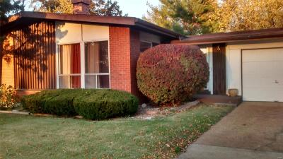 Single Family Home For Sale: 13700 New Halls Ferry