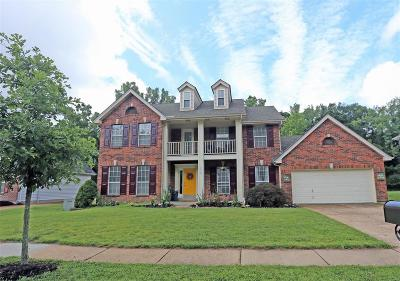 Wildwood Single Family Home For Sale: 16514 Westglen Farms Drive