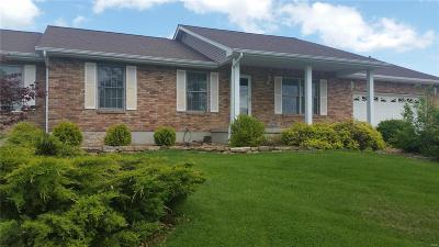 St Francois County Single Family Home For Sale: 5310 English Road