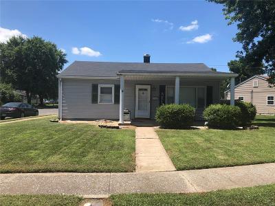 Granite City Single Family Home For Sale: 3119 Rodger Avenue