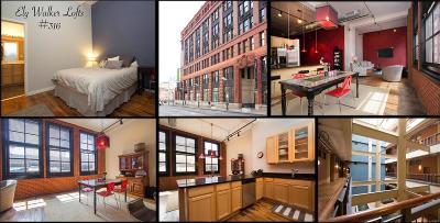 St Louis City County Condo/Townhouse For Sale: 1520 Washington Avenue #316