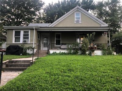 St Louis City County Single Family Home For Sale: 4605 Ray Avenue
