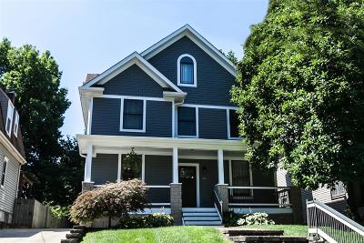 Webster Groves Single Family Home For Sale: 608 Clark Avenue