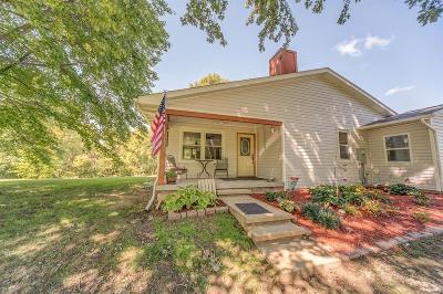 Single Family Home For Sale: 8222 Detour Road