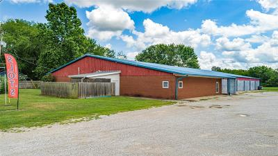 Commercial For Sale: 3320 Illinois Route 16