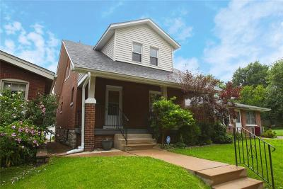 St Louis City County Single Family Home For Sale: 4162 Humphrey