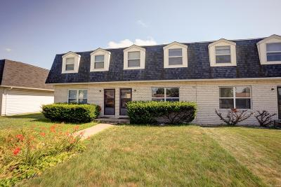 Mascoutah Single Family Home For Sale: 282 Aaron Court #B