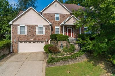 St Louis Single Family Home For Sale: 13607 Mason Meadows Ct.