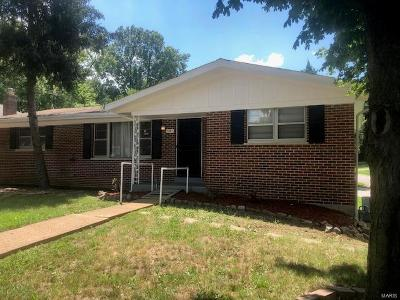 Single Family Home For Sale: 1361 North Florissant Road